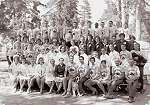 Camp Paivika Staff - 1963